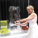 Ice Food Display