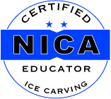 NICA Ice Educator Logo