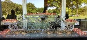 Seafood Display Ice Sculpture