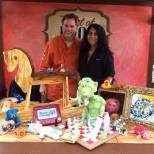 Toys in the Attic by Kim Simons and Burton Farnsworth, Food Artist Group