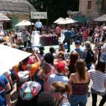 Ice Sculpting Show at Busch Gardens Virginia, Food Artist Group