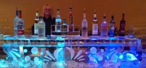 Ice Bar Table Top