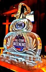 Fox-Sports-Logo-NHL-All-Star-Ice-Sculpture
