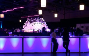 NHL-All-Star-Weekend-Ice-Sculpture-Arch-and-City-Skyline