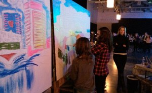 Painting-Mural-NHL-All-Star-Weekend-Side-View