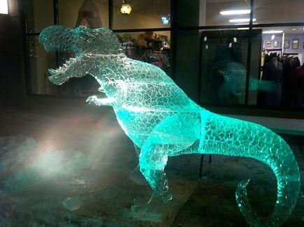 T-rex-Ice-Sculpture_Body