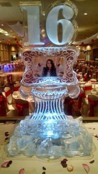 Sweet-16-Ice-Sculpture
