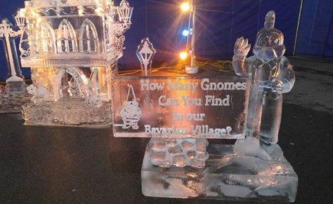 Ice-Sculpture-Gnome-Sign-Zehnder's