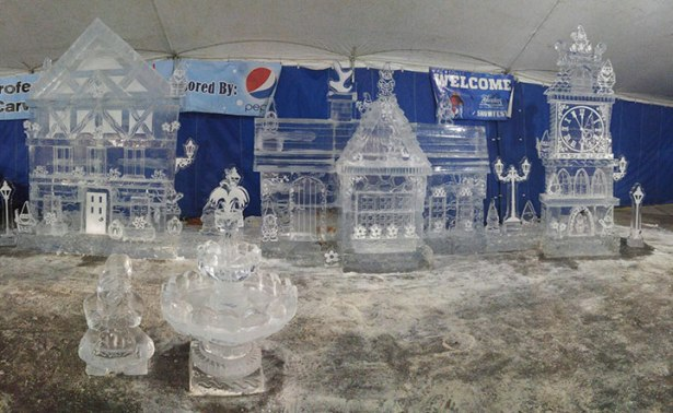 Ice-Sculpture-Gnome-Village-Zehnder's-Snowfest