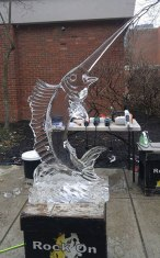 Ice-Sculpting-Class-for-School-Swordfish