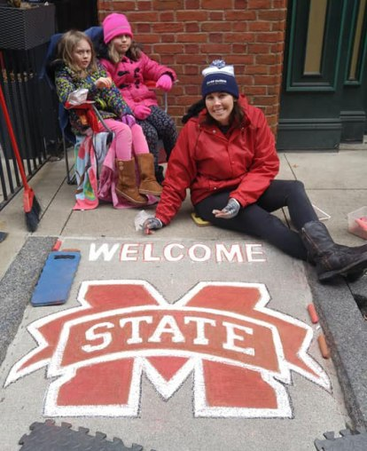 Chalk-Drawing-Mississippi-Logo-with-girls