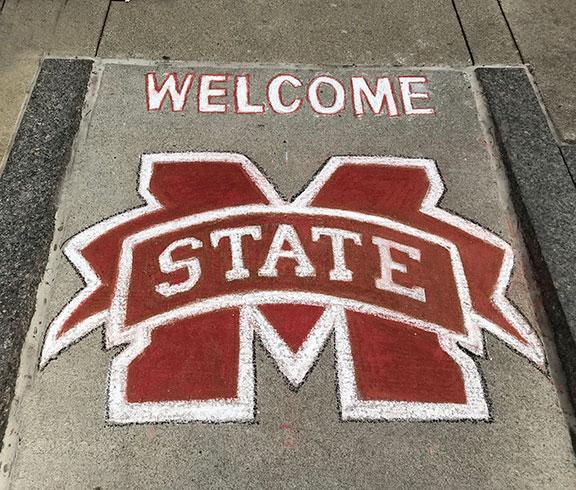 Chalk-Drawing-Mississippi-State-Logo